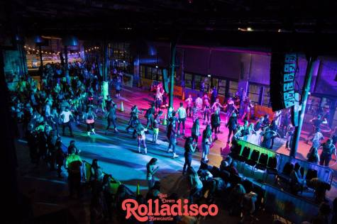 Rolladisco NCL Fashion Voyeur 2