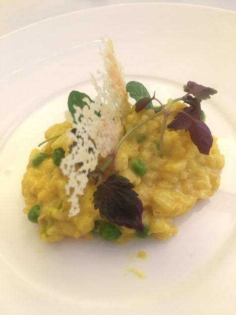 MPW Newcastle Curried Haddock Risotto