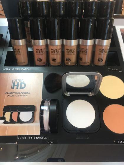 Makeup Forever Intu Metrocentre HD Range