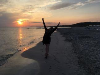 Sunset over Son Bou Pixie Tenenbaum 3