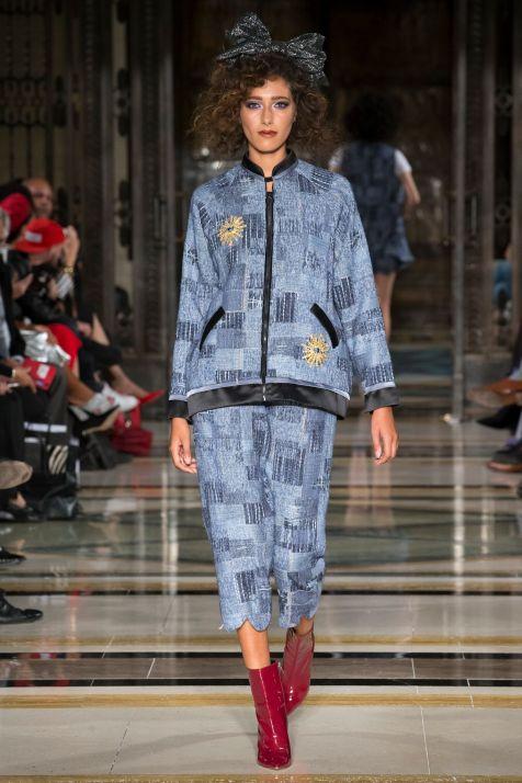Fashion Voyeur Amira Haroon LFW