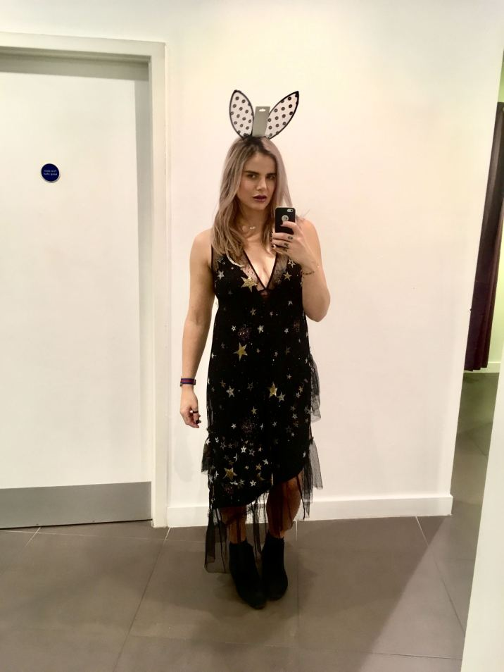 My Halloween Style Challenge Outfit