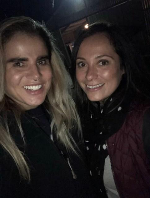 Psycho Path 2018 Halloween Horror Nights No Way Out Fashion Voyeur Blog Pixie Tenenbaum & Loubella Tenenbaum