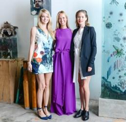 SWAROVSKI COLLECTIVE x MISHA NONOO Celebrate Spring 2015 Collection at PIONEER WORKS