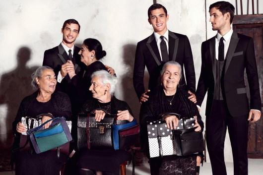Dolce & Gabbana SS2015 Campaign