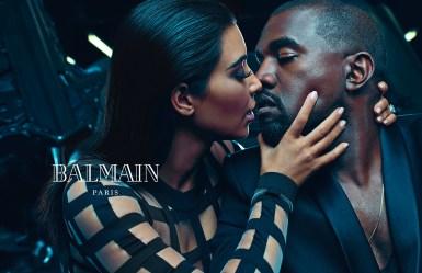 Balmain Spring/Summer 2015 Menswear Campaign