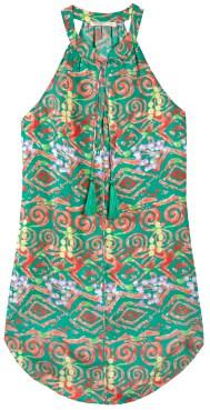 Coral Reef Layla Tassel Dress