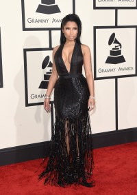 Nicky Minaj in Tom Ford