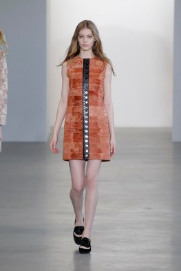 Calvin Klein Fall 2015 Daily Front Row