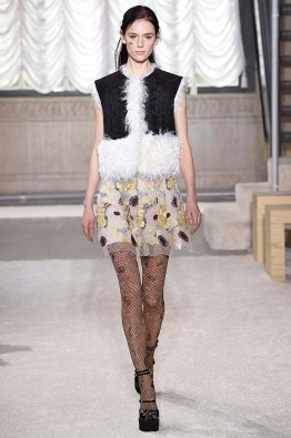 Giamba Milan RTW Fall Winter 2015 February March 2015