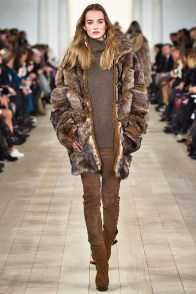 Ralph Lauren New York RTW Fall Winter 2015 February 2015
