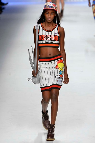 Moschino Milan RTW Fall Winter 2015 February March 2015