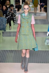 Prada Milan RTW Fall Winter 2015 February March 2015