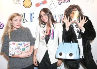 Kate Foley, Sabine Heller, Amirah Kassem