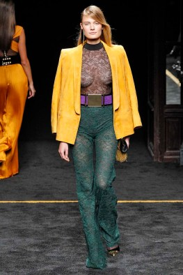 Balmain Paris RTW Fall Winter 2015 March 2015