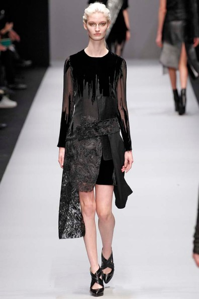 Guy Laroche Paris RTW Fall Winter 2015 Feb Mar 2015