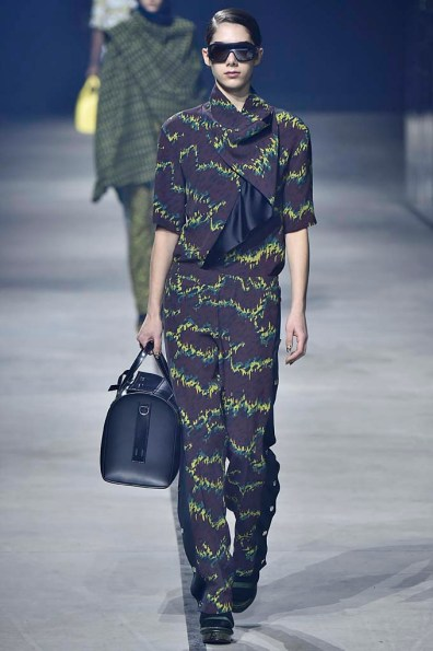 Kenzo Paris RTW Fall Winter 2015 March 2015