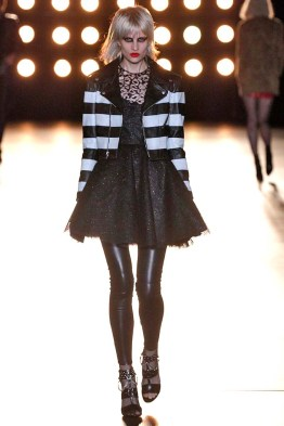 Saint Laurent Paris RTW Fall Winter 2015 March 2015
