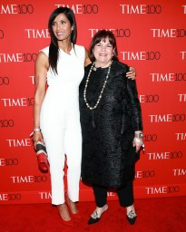 Padma Lakshmi and Ina Garten