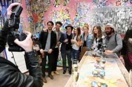 Sunglass Hut Soho Store Reopening & Artist Series Launch