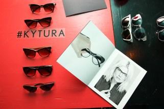 Kate Young Eyewear for Tura
