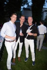 Noble Black, Tucker Gurley, Jack Pearson