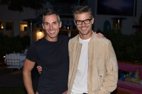 Bill Wackermann and Eric Rutherford