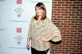 "Michelle Collins== Time Life and The Cinema Society host a screening of ""The Carol Burnett Show: The Lost EpisodesÓ== Tribeca Grand Hotel, NYC== September 17, 2015== ©Patrick McMullan== Photo - Paul Bruinooge/PatrickMcMullan.com== =="