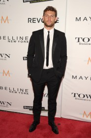 NEW YORK, NY - SEPTEMBER 10: Alex Pettyfer attends The Daily Front Row's Third Annual Fashion Media Awards at the Park Hyatt New York on September 10, 2015 in New York City. (Photo by Rommel Demano/Getty Images for The Daily Front Row)
