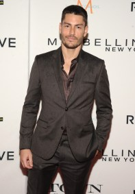 NEW YORK, NY - SEPTEMBER 10: Model Tyson Ballou attends The Daily Front Row's Third Annual Fashion Media Awards at the Park Hyatt New York on September 10, 2015 in New York City. (Photo by Rommel Demano/Getty Images for The Daily Front Row)