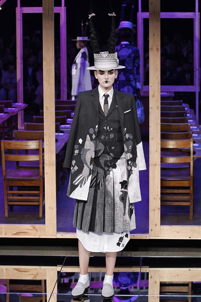 Thom Browne Spring 2016 - Daily Front Row