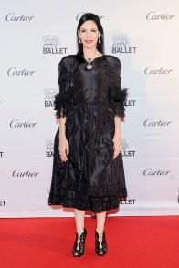Jill Kargman== New York City Ballet 2015 Fall Fashion Gala== Lincoln Center, NYC== September 30, 2015== ©Patrick McMullan== Photo - Nicholas Hunt / PatrickMcMullan.com== ==