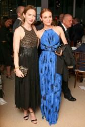 Diane Kruger, Emily Blunt