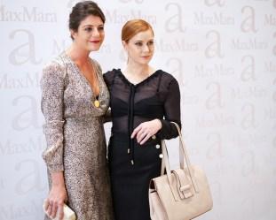 wearing Max Mara, Amy Adams, Maria Giulia Maramotti