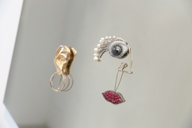 DEFLINA DELETTREZ PRESENTS: NEW COLLECTION FACETED AT GALERIE ALMINE RECH