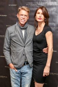 ?== Donna Karan's 'My Journey' book release party== Urban Zen, NYC== October 14, 2015== ©Patrick McMullan== photo - J Grassi/PatrickMcMullan.com== ==