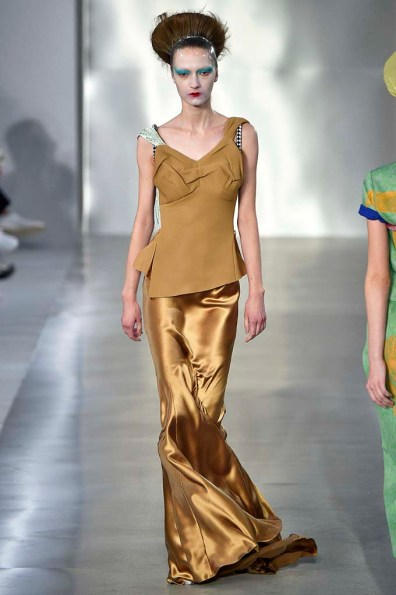Maison Martin Margiela Paris RTW Spring Summer 2016 September-October 2015