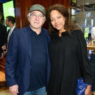 Robert De Niro, Grace Hightower,