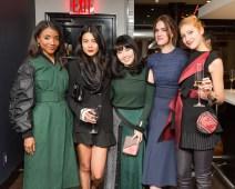Genevieve Jones, Dalad K, Hanako Maeda, Julia Loomis, Chloe Perrin