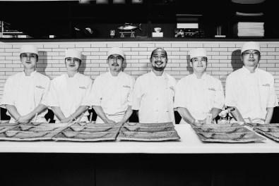 Sushi Nakazawa Chefs, Chef Daisuke Nakazawa