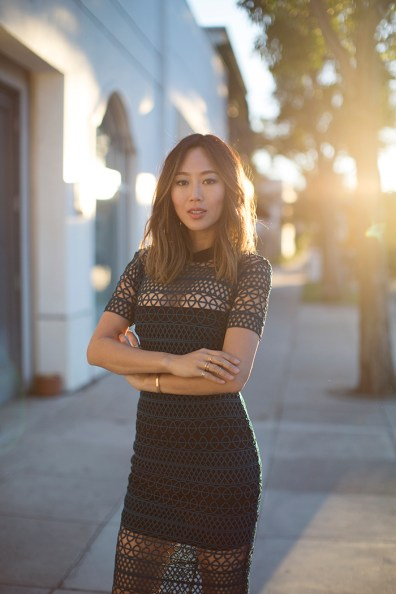 aimee_song_of_style_self_portrait_macrame_lace_midi_dress