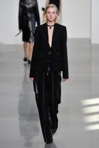 Calvin Klein, Fall 2016, New York, February 18 2016, firstVIEW.com