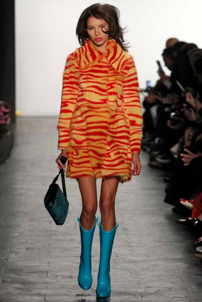 Jeremy Scott New York RTW Fall Winter 2016 February 2016