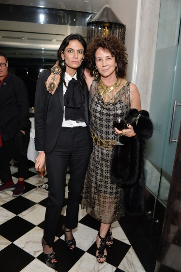 Maryam Malakpour and Lisa Eisner
