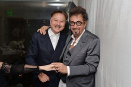 Michael Chow and Al Pacino