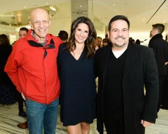Alex Katz, Narciso Rodriguez, Charlotte Blechman