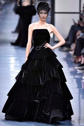 Armani Prive Paris Haute Couture Fall Winter 2016 July 2016