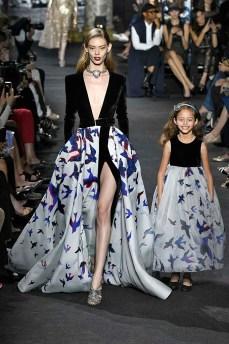 Elie Saab Paris Haute Couture Fall Winter 2016 July 2016