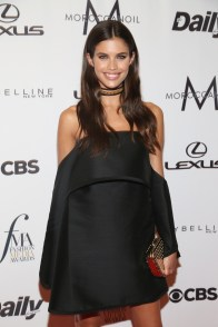 Sara Sampaio==The Daily Front Row's 4th Annual Fashion Media Awards - Arrivals==Park Hyatt New York, NYC==September 8, 2016==©Patrick McMullan==Photo - Sylvain Gaboury/PMC== == Sara Sampaio