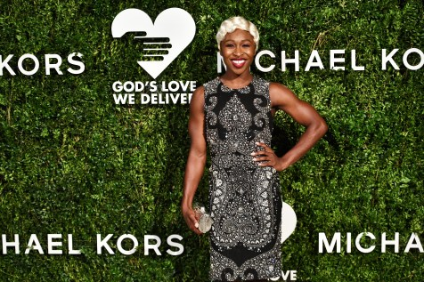 NEW YORK, NY - OCTOBER 17: Cynthia Erivo attends the God's Love We Deliver Golden Heart Awards on October 17, 2016 in New York City. (Photo by Dimitrios Kambouris/Getty Images for Michael Kors)